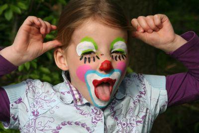 De Clown En De Koffer